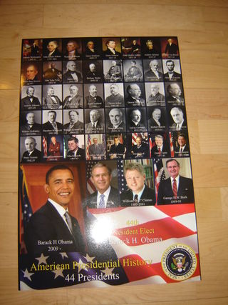 US Presidents with Obama