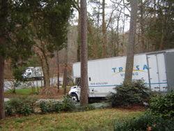 2 trucks