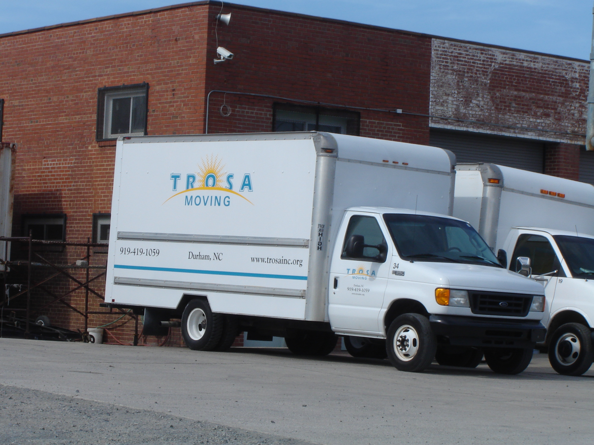 durham: TROSA - MOVING WITH CONFIDENCE
